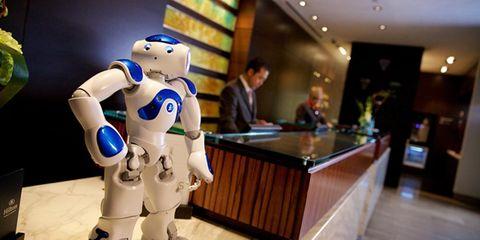 los hoteles más tecnológicos del mundo