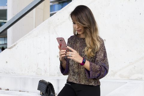 Mobile phone, Street fashion, Communication Device, Bag, Portable communications device, Fashion accessory, Telephony, Smartphone, Gadget, Mobile device,