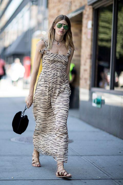 Eyewear, Shoulder, Dress, Style, Sunglasses, One-piece garment, Street fashion, Waist, Bag, Goggles,
