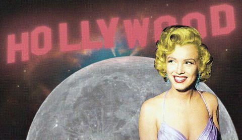 Mural Marilyn, de Coordonné