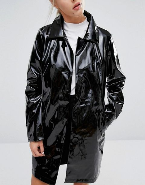Boutique en ligne a5d66 fba59 Trend alert: el abrigo de charol