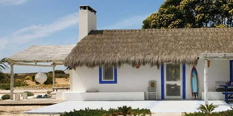 Una casa en la playa, en el Alentejo, Portugal