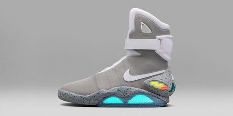 club Ilustrar Existencia  Nike Mag 2016: las zapatillas que luchan contra el Parkinson
