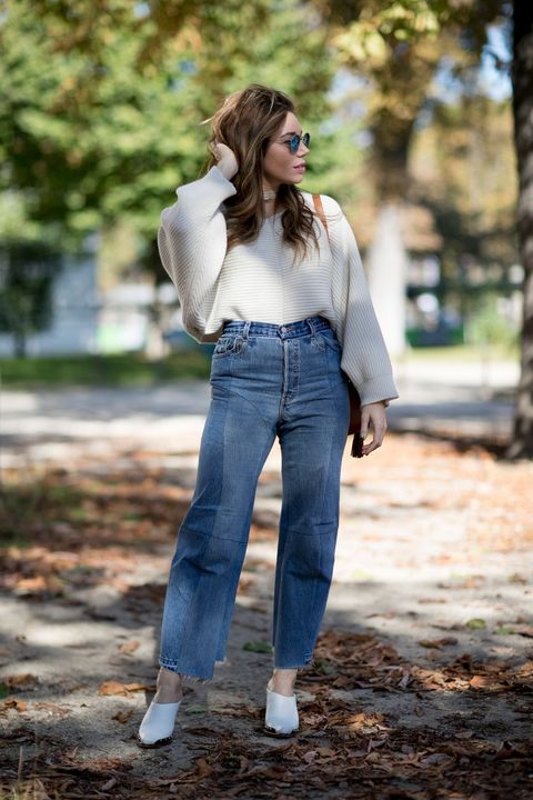 Clothing, Denim, Trousers, Jeans, Textile, Outerwear, Style, Street fashion, People in nature, Youth,