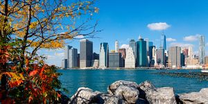 Otoño en Nueva York