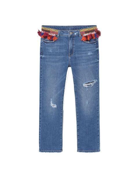 Blue, Product, Pocket, Denim, Trousers, Jeans, Textile, Electric blue, Azure, Cobalt blue,