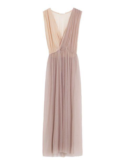 Brown, Product, Dress, Textile, One-piece garment, Pattern, Day dress, Beige, Ivory, Fashion design,