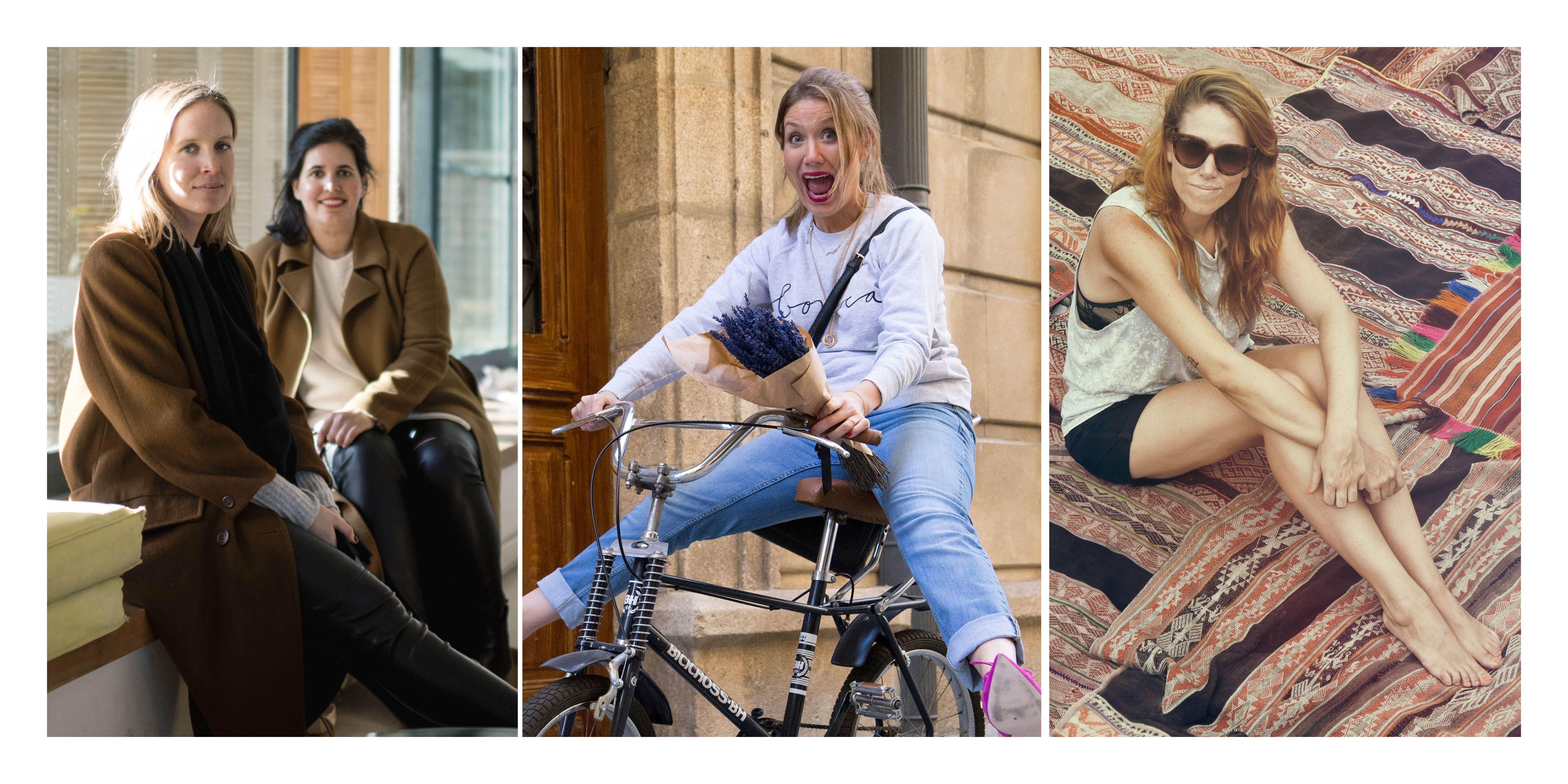 16 emprendedoras españolas jóvenes y sobradamente triunfadoras