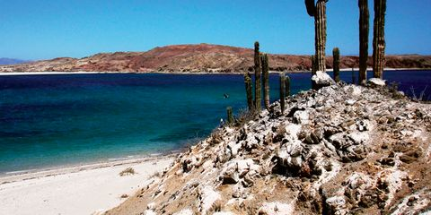 Body of water, Coastal and oceanic landforms, Coast, Shore, Beach, Bay, Azure, Aqua, Turquoise, Sea,