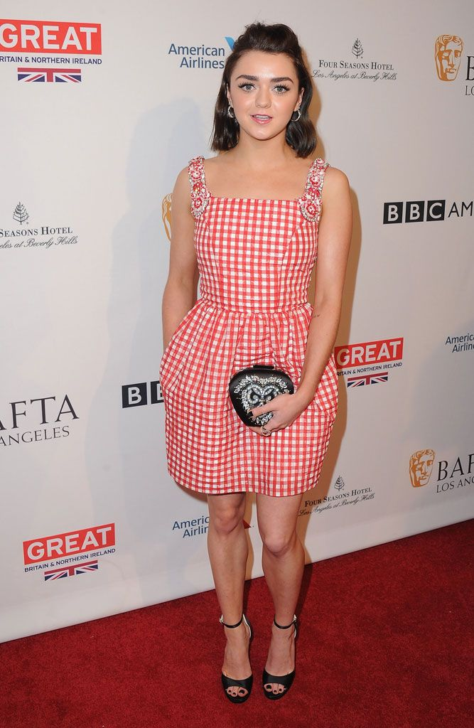 Todos los looks de la Tea Party de los BAFTA