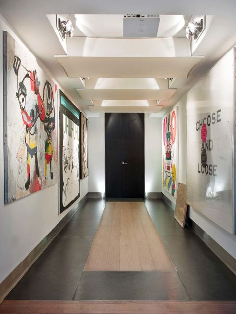piso madrileño de arte contemporaneo