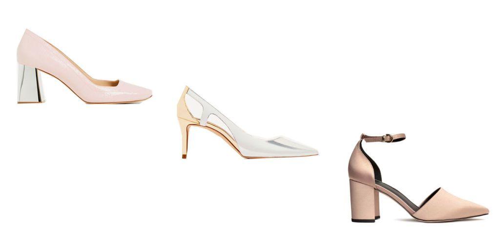 'Lows' zapatos de novia perfectos
