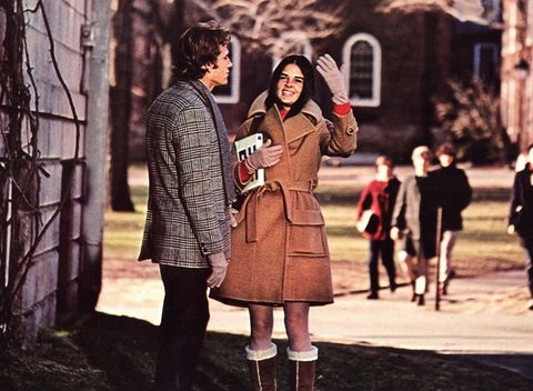 Human, Leg, Coat, Outerwear, Standing, Winter, Boot, Street fashion, Overcoat, Riding boot,