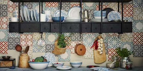 Serveware, Dishware, Porcelain, Ceramic, Pottery, Creative arts, earthenware, Shelving, Shelf, Flowerpot,