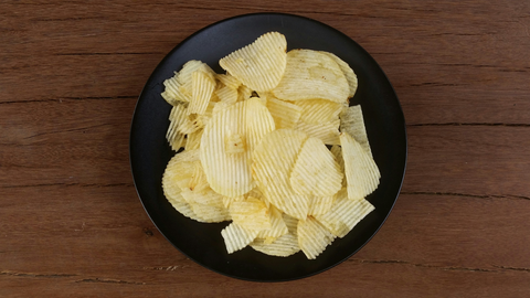 Food, Dish, Cuisine, Ingredient, Junk food, Produce, Potato chip,