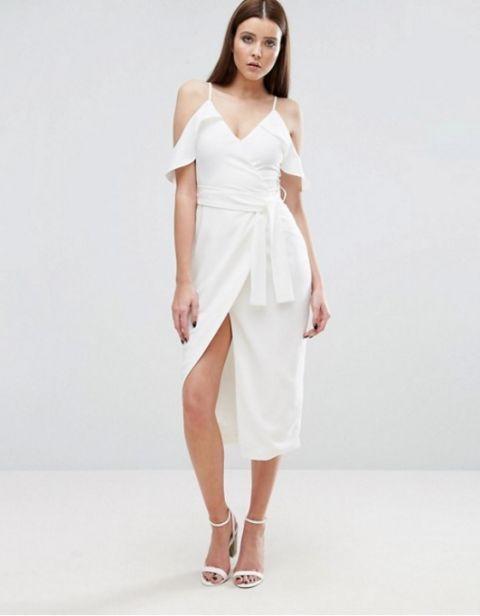 Vestidos elegantes para despues de la boda