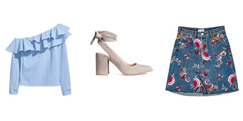 Clothing, Blue, Shorts, Denim, Footwear, board short, Textile, Dress, Jeans, Sleeve,