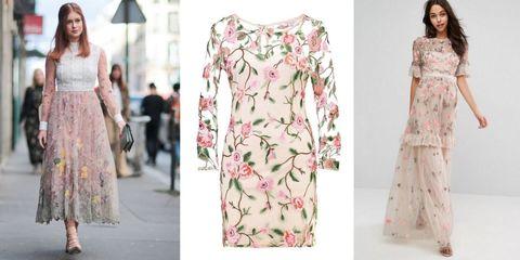 f8f67a4af5fae 25 vestidos de invitada en clave  pink