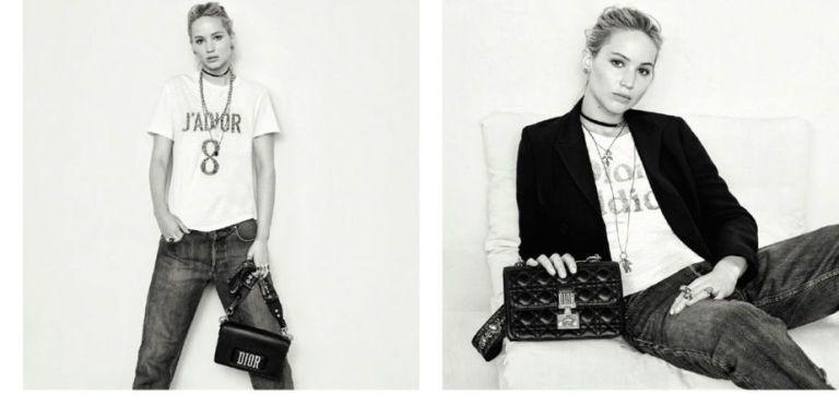 Jennifer Lawrence, imagen de Dior también en la era Chiuri