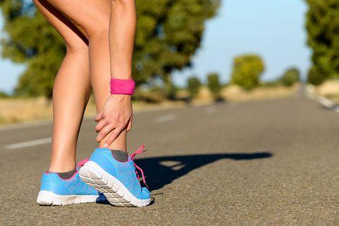 Al correr cómo prevenir calambres