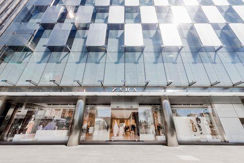 El Zara más grande del mundo