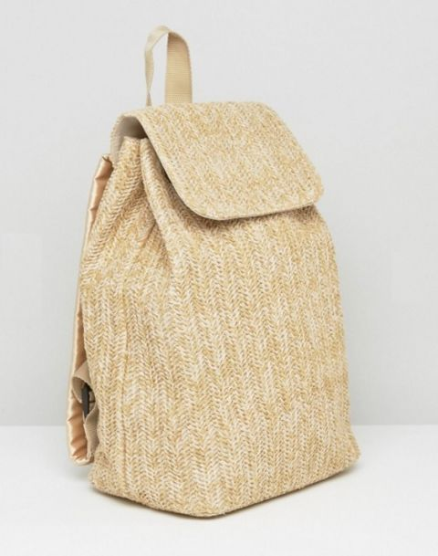 Brown, Khaki, Bag, Grey, Beige, Tan, Fawn, Shoulder bag, Fiber, Strap,
