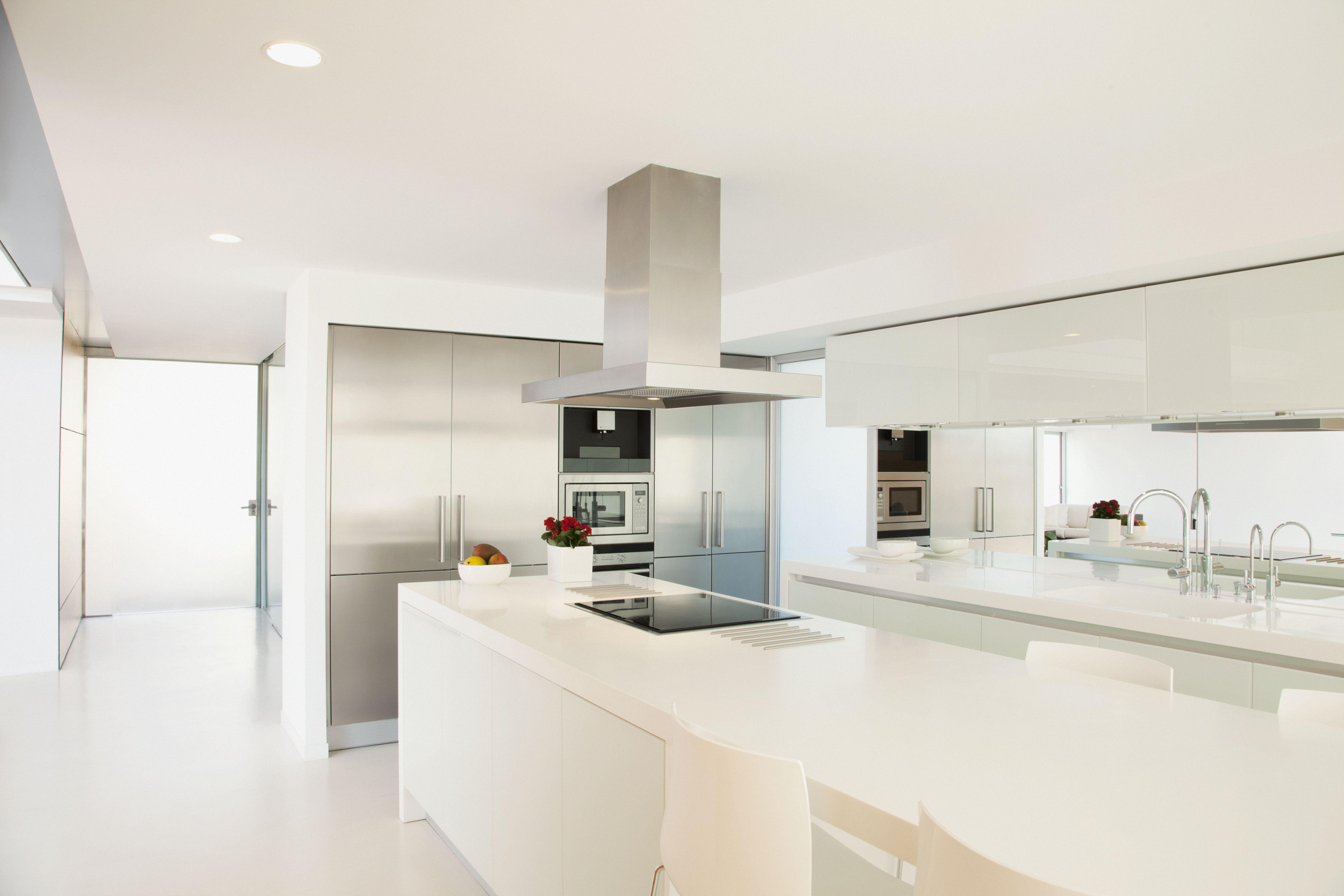 Desear una cocina de diseño puede aumentar tus probabilidades de ...