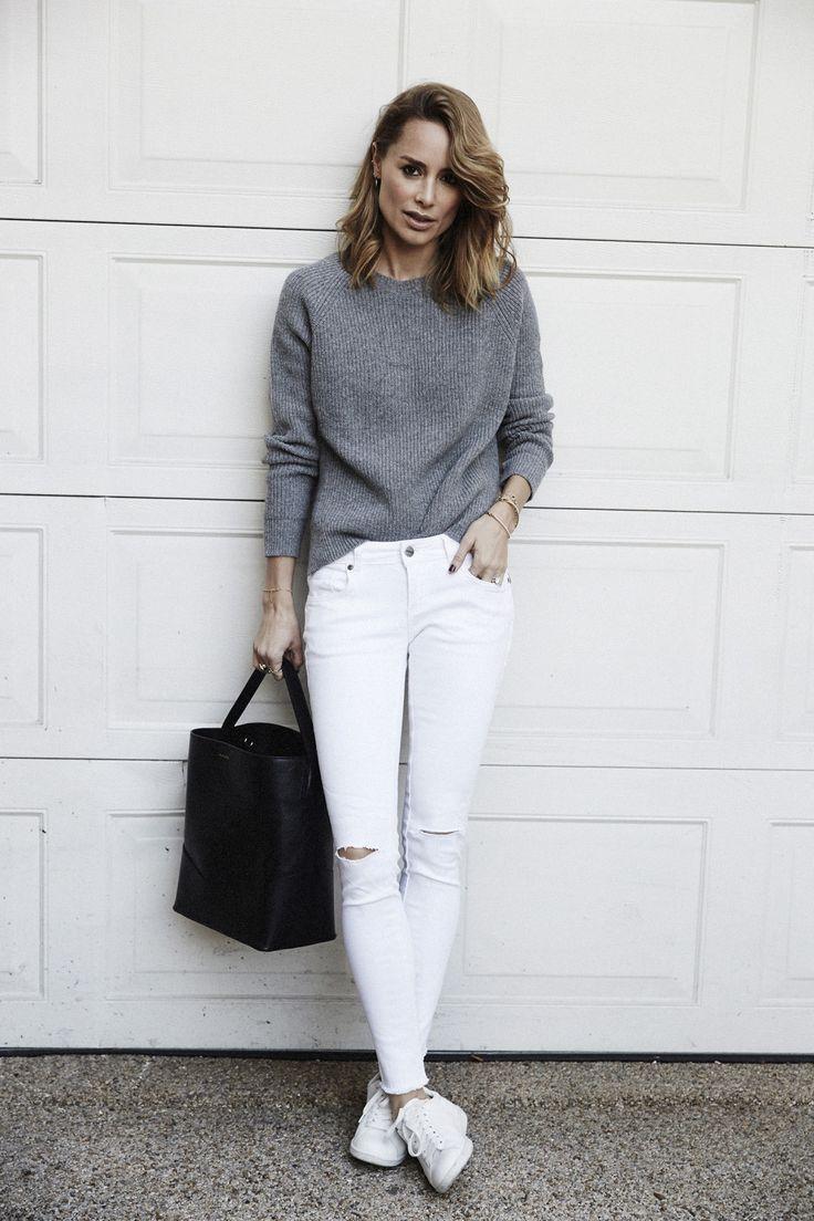En Blancos 27 27 Looks En 27 Pantalones Pantalones Looks Blancos qdItwI