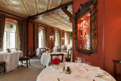 restaurante horcher, madrid