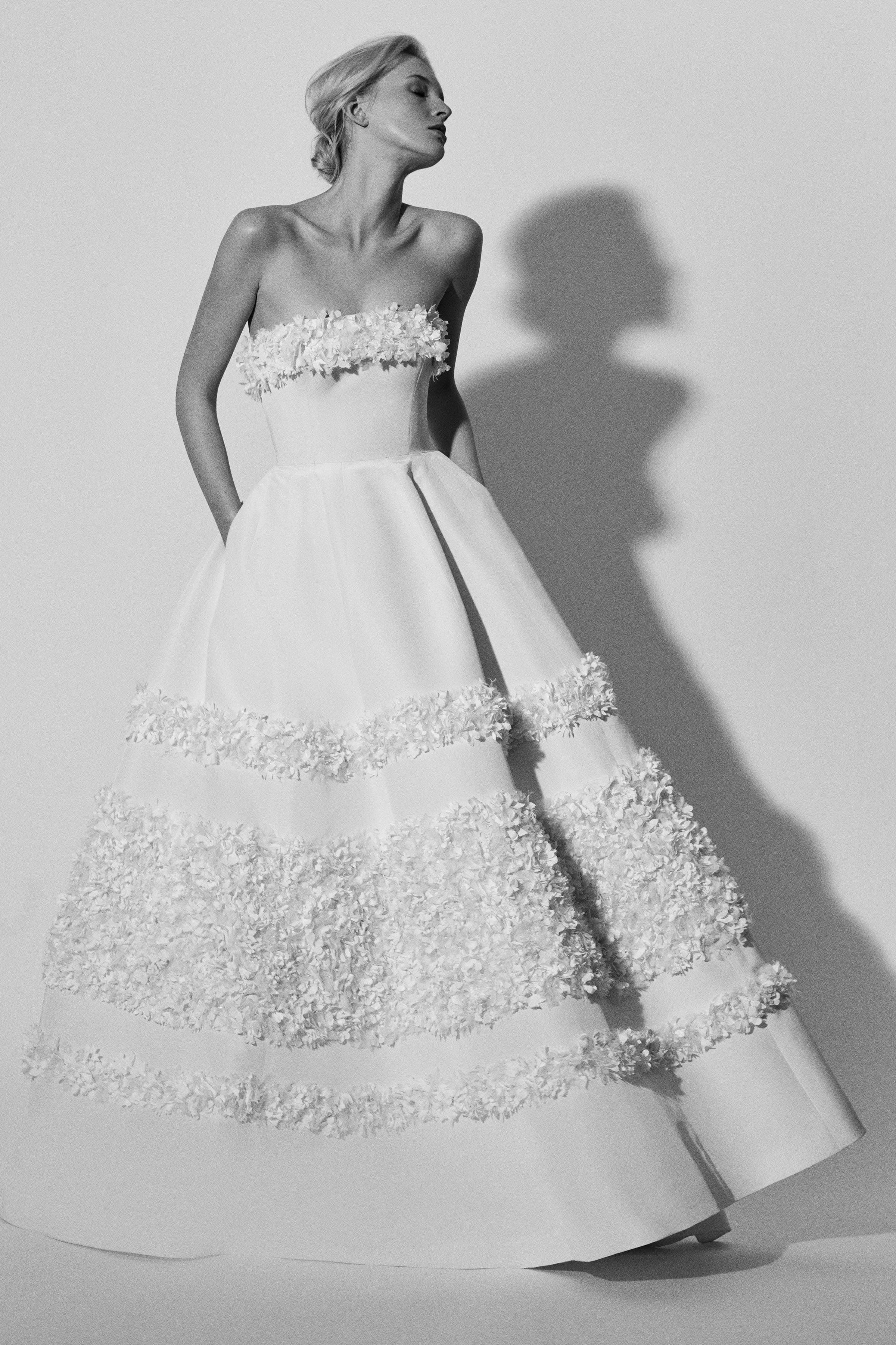 Cuanto vale un vestido de novia carolina herrera