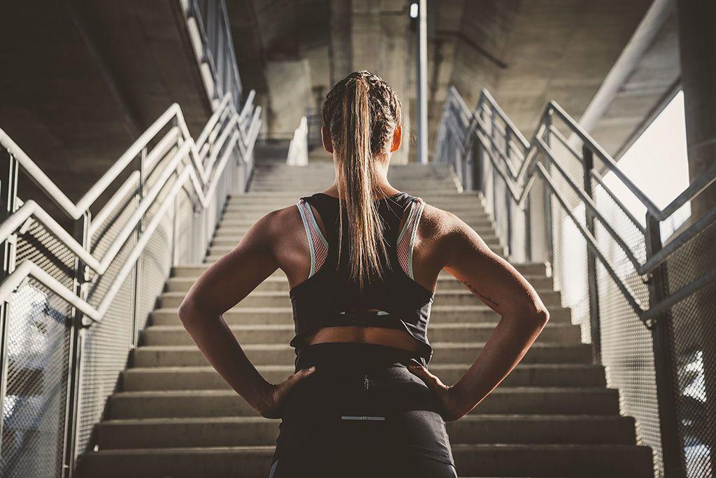 Escaleras quemar subir tengo para calorias que cuantas