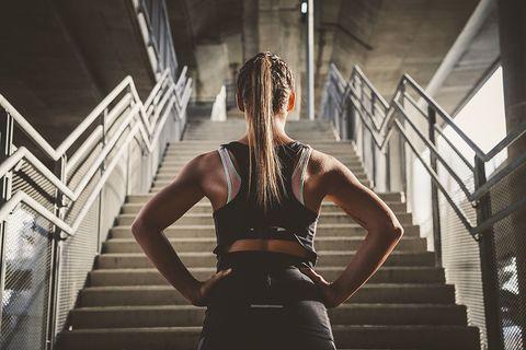 Subir Escaleras Quema Tantas Calorías Como Hacer Burpees