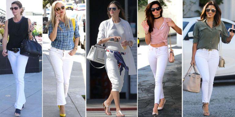 a0c88f6c2f Reglas de oro para usar pantalón blanco - Joya 933