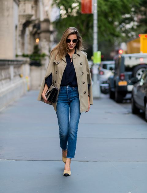 Clothing, Brown, Sleeve, Trousers, Denim, Jeans, Textile, Photograph, Sunglasses, Outerwear,