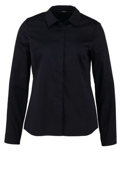 Product, Collar, Sleeve, Textile, Outerwear, White, Coat, Fashion, Black, Pattern,