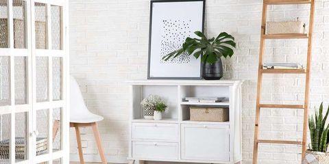 White, Room, Furniture, Property, Door, Wall, Interior design, Floor, Building, Home,