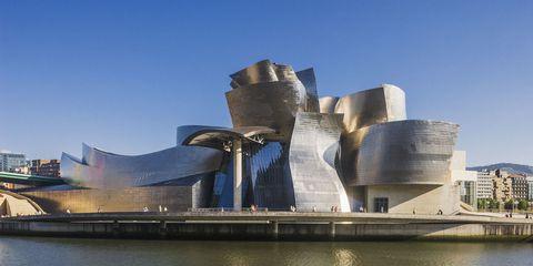 Architecture, Landmark, Sky, Water, Building, City, Tourist attraction, Tourism, Reflection, World,