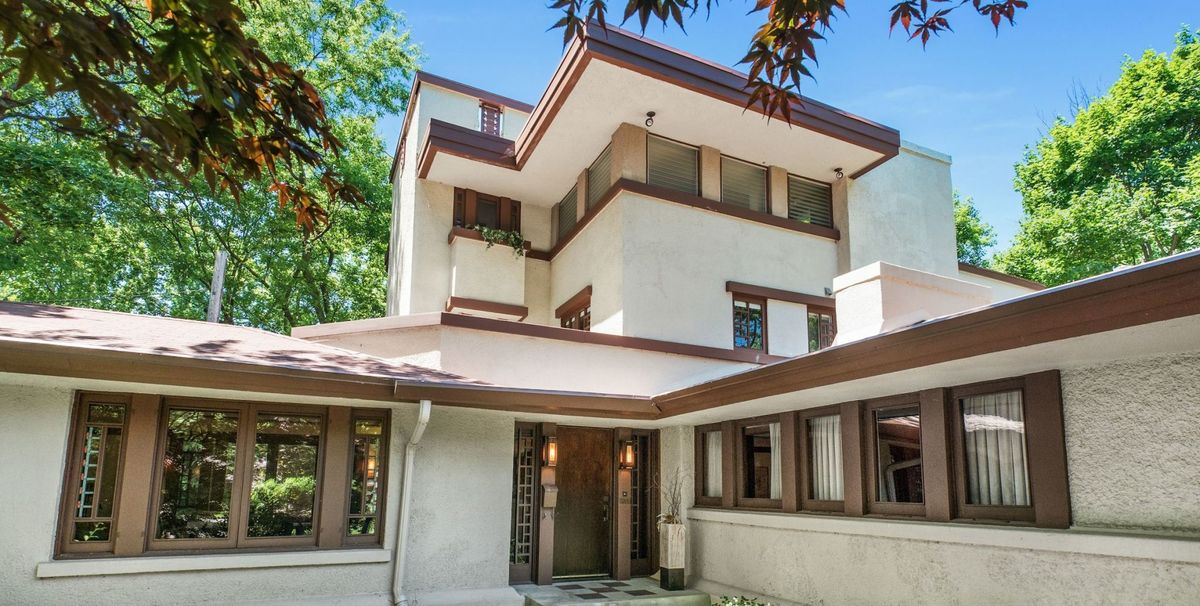 5 casas Frank Lloyd Wright que te puedes comprar