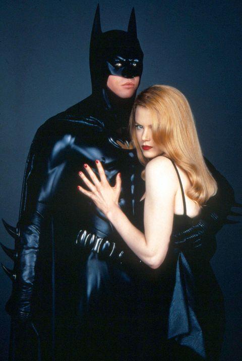 Batman, Fictional character, Catwoman, Superhero, Latex clothing, Latex, Mask, Costume, Supervillain, Black hair,