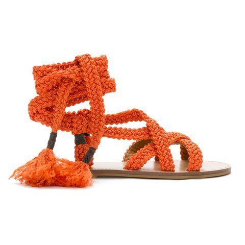 Product, Orange, Carmine, Tan, Peach, Synthetic rubber, Walking shoe, Thread, Boot,