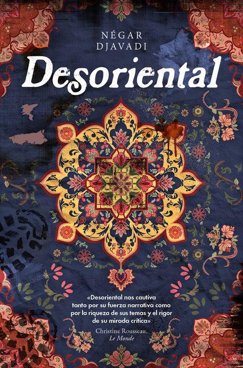 Text, Pattern, Book cover, Textile, Design, Illustration, Poster, Symmetry, Art, Carpet,
