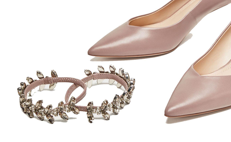 2f1ef05d Zapatos de Zara para llevar en tu boda y para trabajar