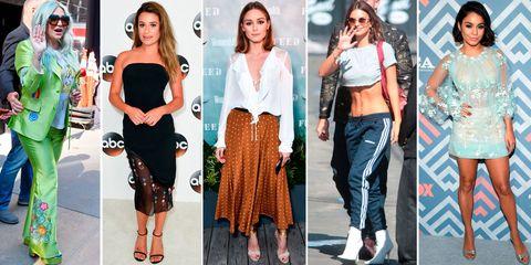Clothing, Style, Fashion accessory, Waist, Denim, Fashion, Street fashion, Fashion model, Bag, Sunglasses,