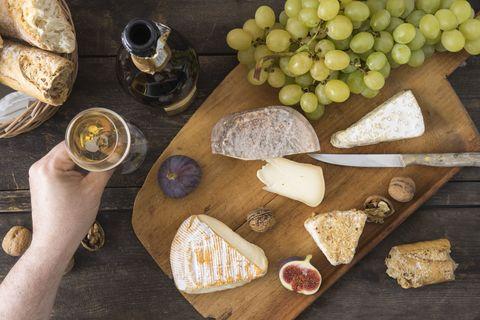 Food, Dish, Cuisine, Ingredient, Cheese, Tableware, Camembert Cheese, Platter, Dairy, Brunch,