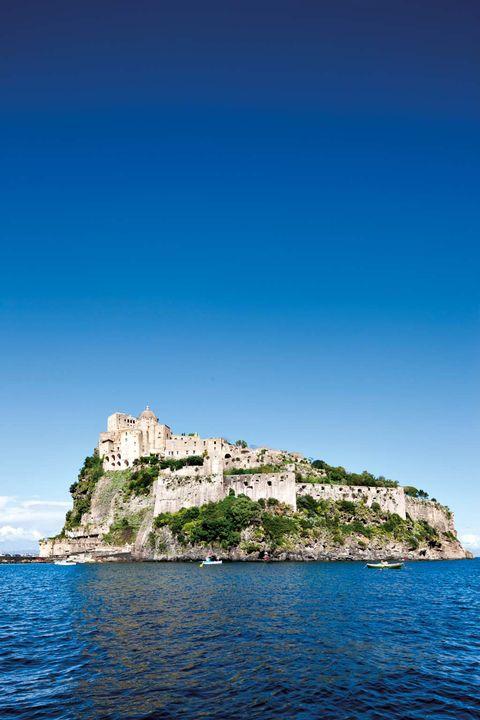 Castillo en Nápoles