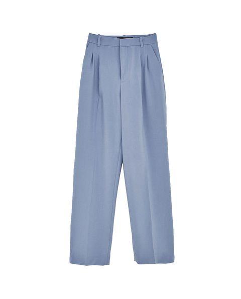 Clothing, Blue, Trousers, Sportswear, Active pants, Pocket, Denim, Jeans,
