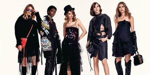 9e41aaebd Estos son los mejores looks de 'ELLE Fashion Now'