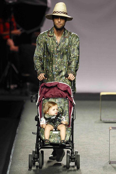 Fashion, Wheelchair, Fashion show, Public event, Runway, Motorized wheelchair, Fashion design,