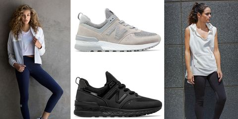 Footwear, Shoe, White, Clothing, Sneakers, Sportswear, Plimsoll shoe, Fashion, sweatpant, Athletic shoe,