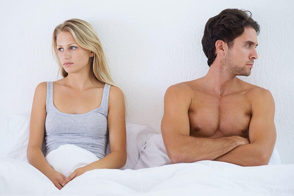 Porque mi novio no me satisface sexualmente